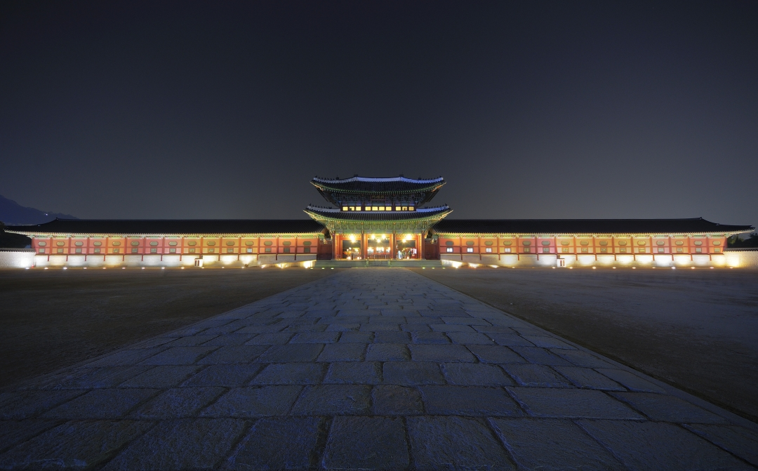 Gyeongbokgung Palace Lighting 2014 (경복궁)