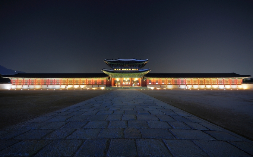 경복궁 Gyeongbokgung Light Up