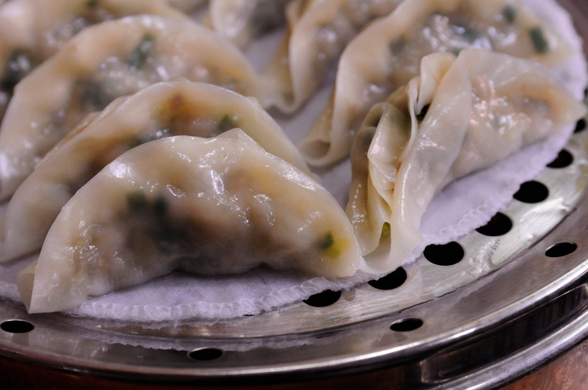 Cheap Eats in Seoul: Family Mandu (패밀리 만두)