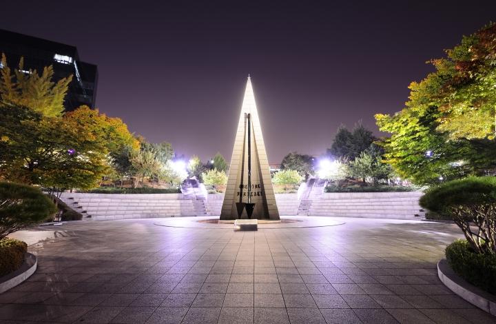 Seogang obelisk
