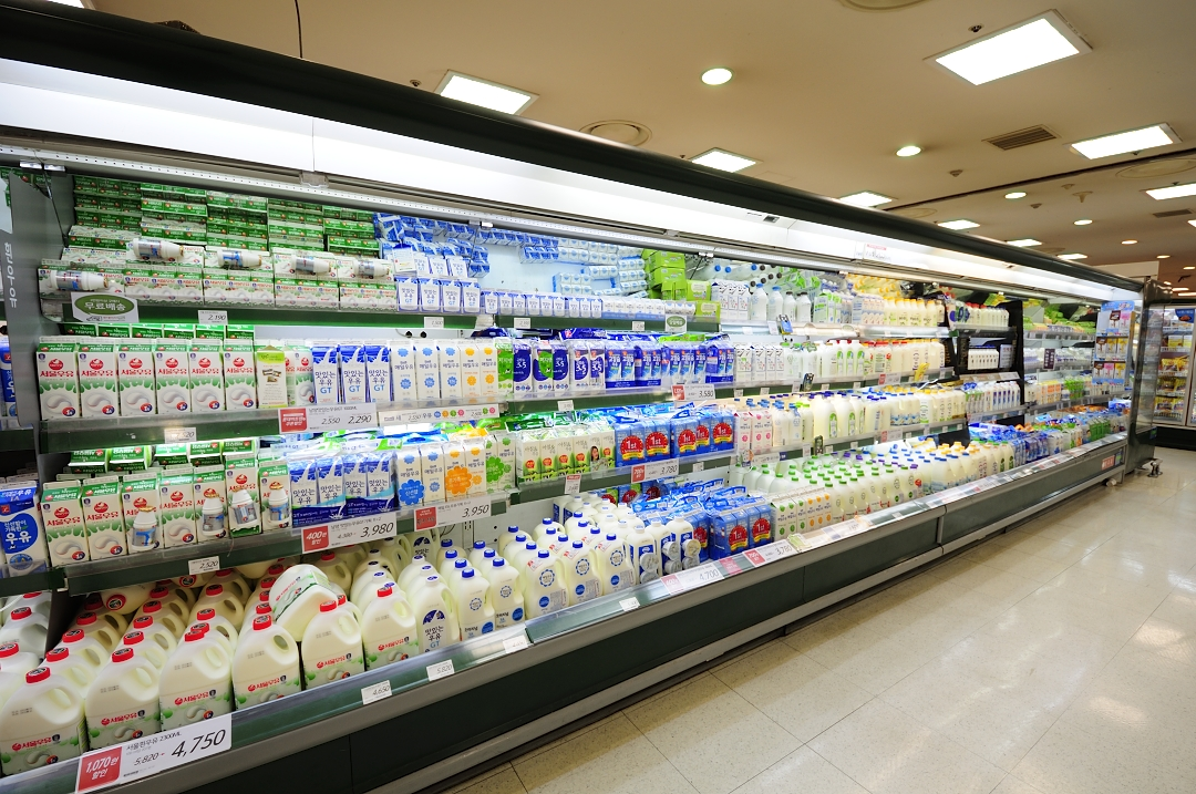 Living in Seoul: Milk Choices and Prices in Korea are Equally Insane