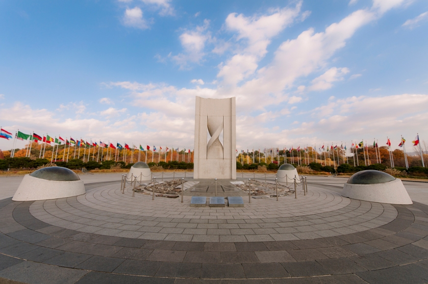 Flags Monument