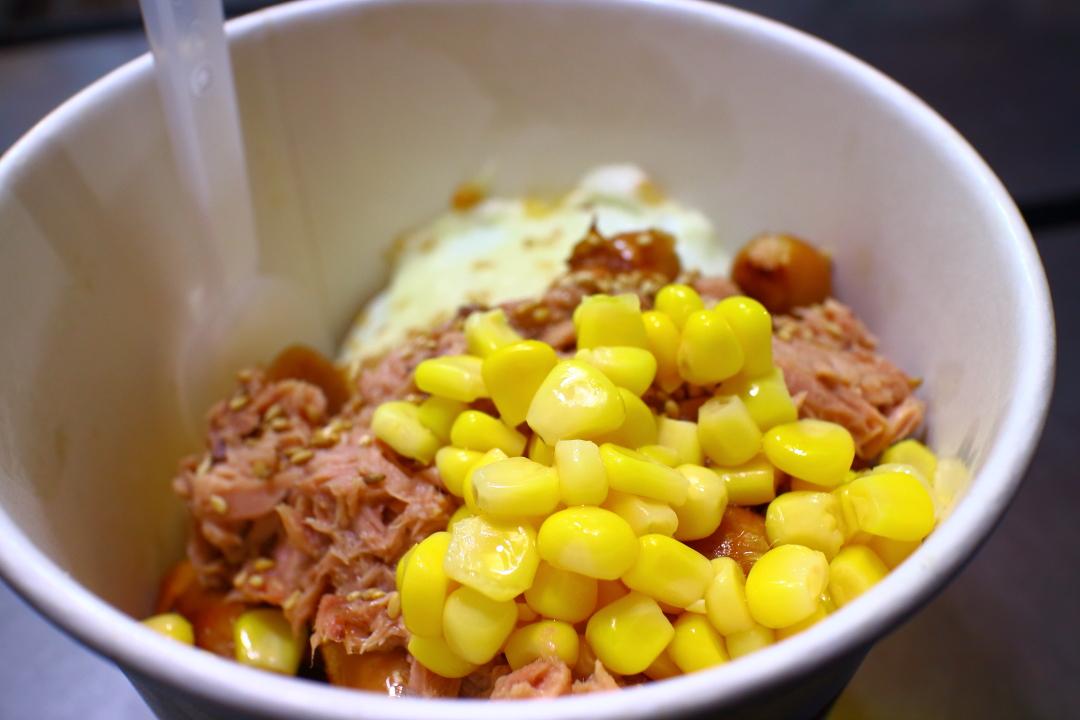 Seoul Cheap Eats: Real Kimchi Stirfry Rice(레알김치볶음덥밥)