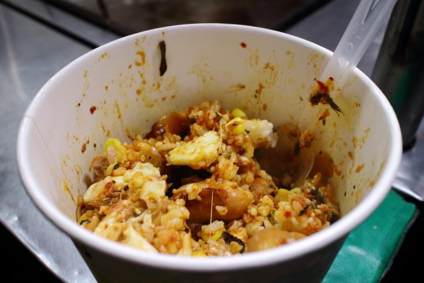 Noryangjin Kimchi Rice0006