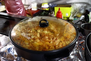 Noryangjin Kimchi Rice0007