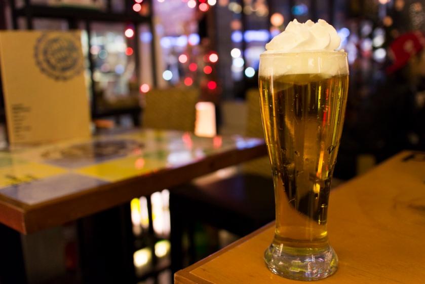Chir Beer Plus Cream Beer