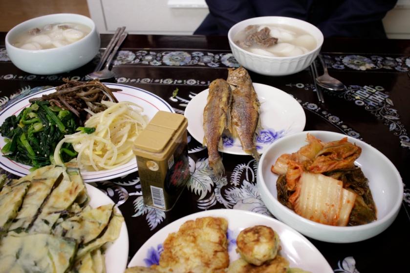 Seollal 1st meal 2