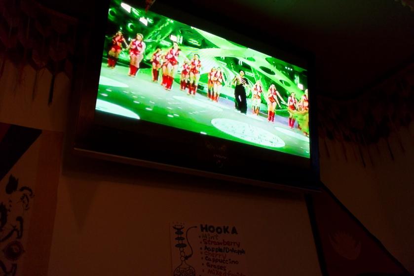 Yeti Indian Restaurant Bollywood Videos