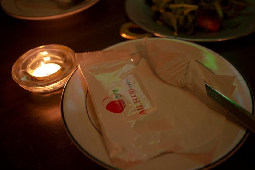 Yeti Indian Restaurant Utensils