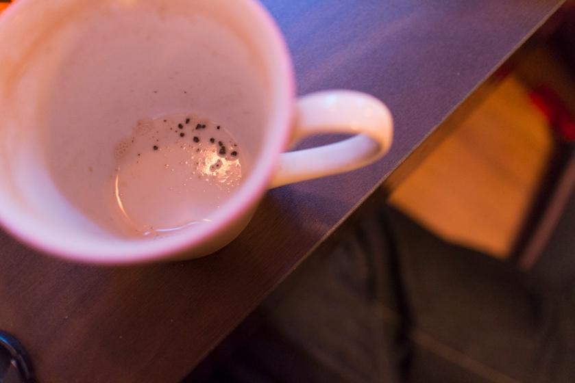 Yeti Indian Restaurant Milk Tea