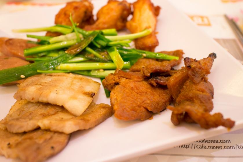 Todai Pork Belly and BBQ 돼지 삼겹살