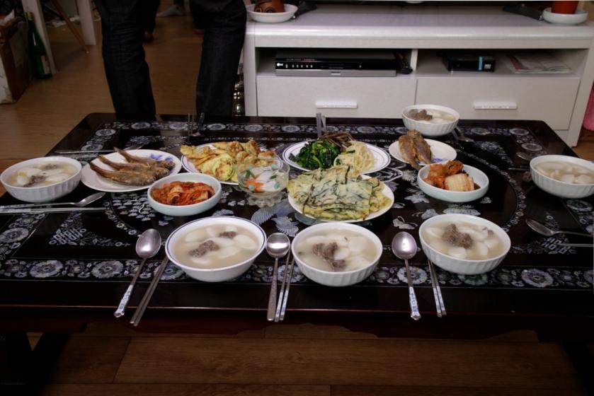 Seollal Breakfast
