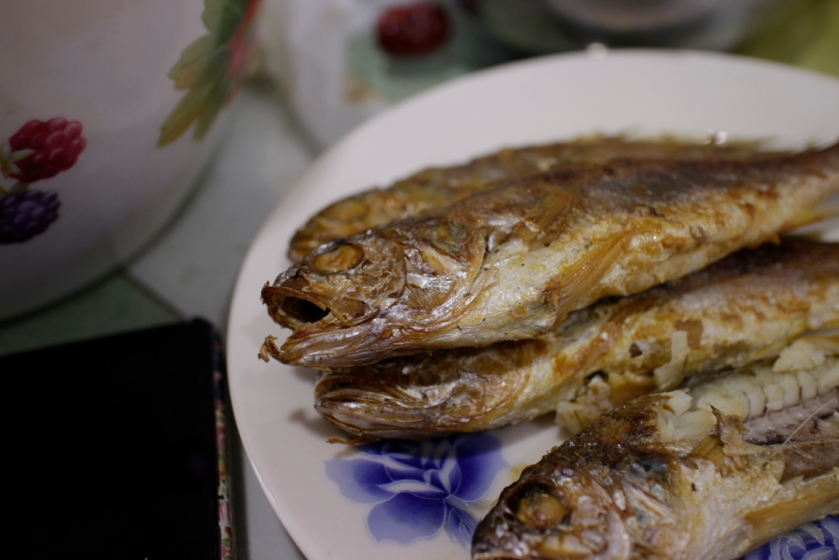 Seollal Grilled FIsh