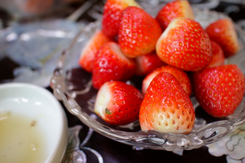Seollal Strawberries