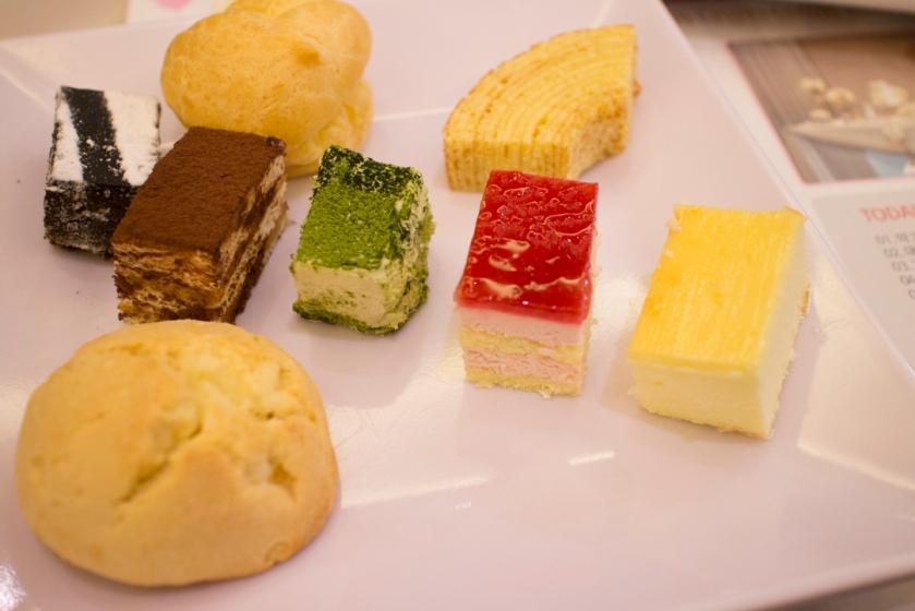 Todai Desserts
