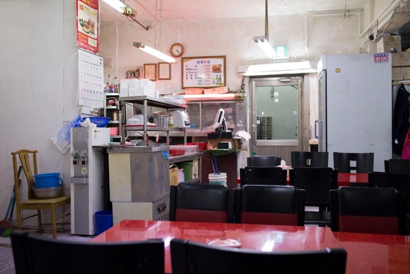 Yangjae Chicken House Interior 2