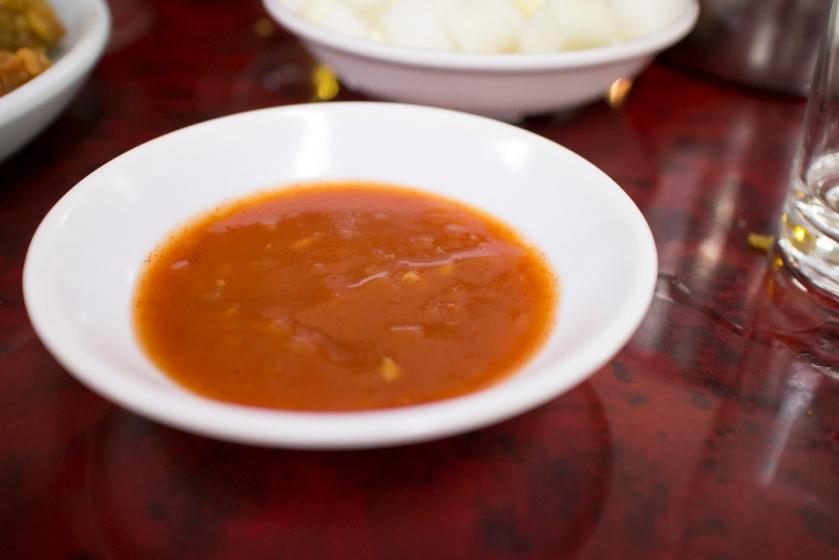 Chicken Sauce