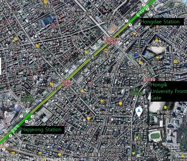 Yeti Map