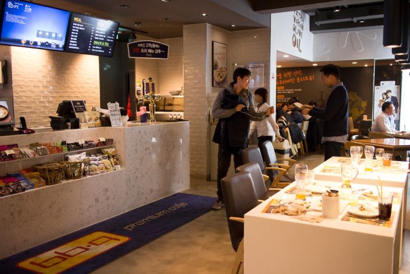 BBQ Premium Cafe 비비큐 프리미엄 카페-18