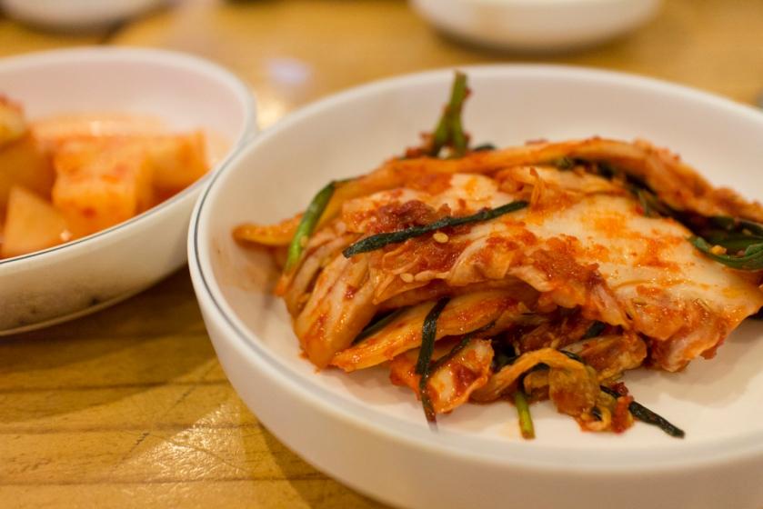 평창할마이집 김치 kimchi