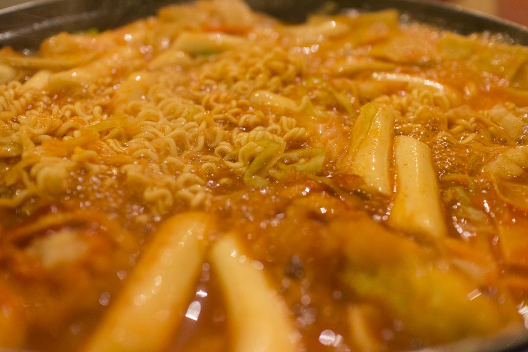 Restaurants in Seoul: 호야즉석떡볶이(Hoya QuickTteokbokki)