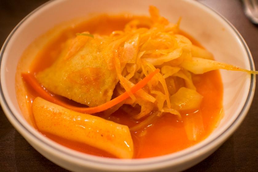 호야즉석떡볶이 dish