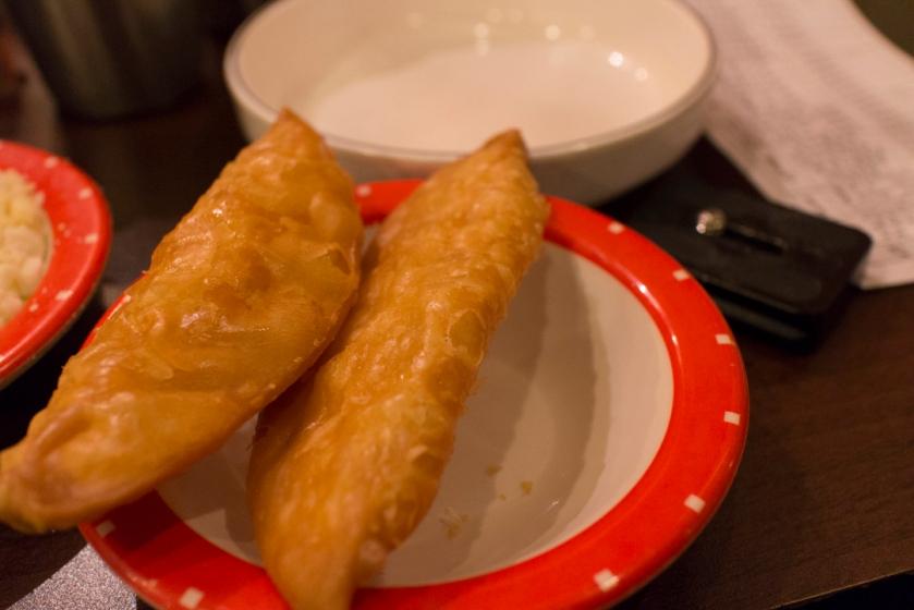 호야즉석떡볶이 fried dumpling 만두