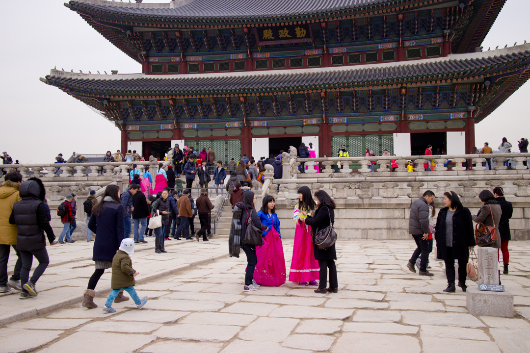 Living in Seoul: Guided Tour with Locals