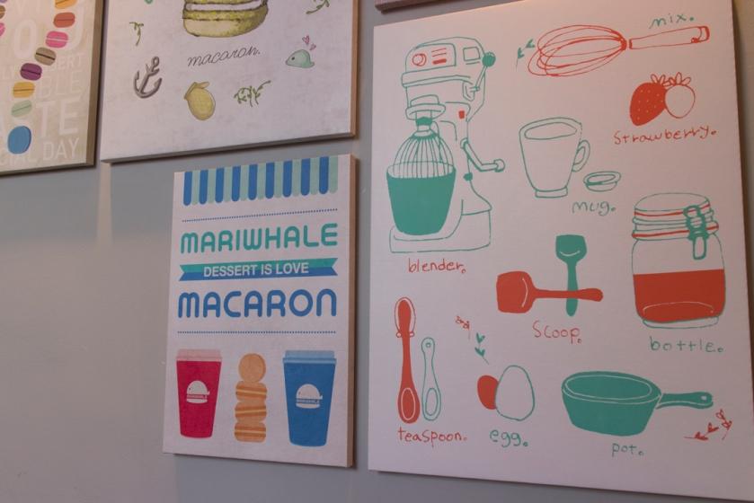 Mariwhale Macaron Interior