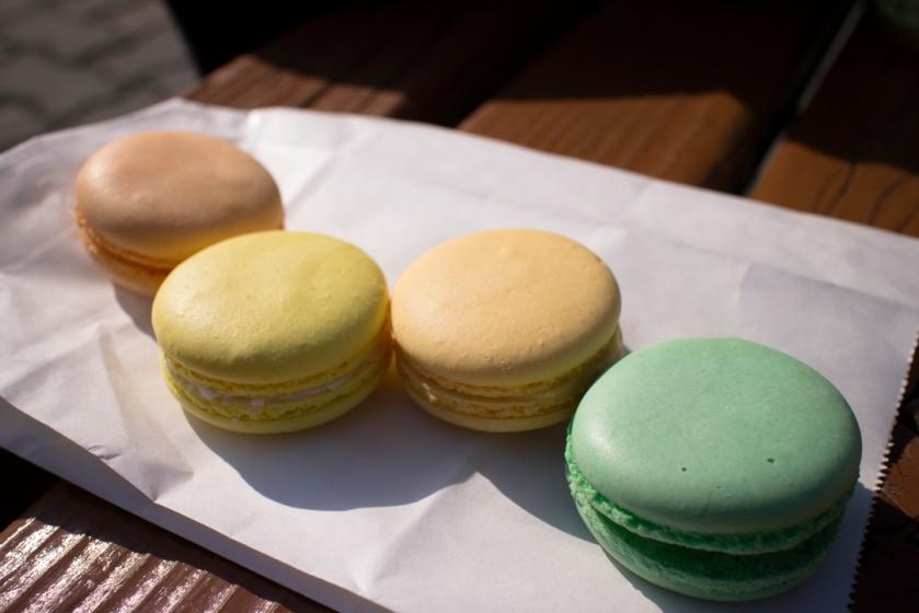 Mariwhale Macarons 4