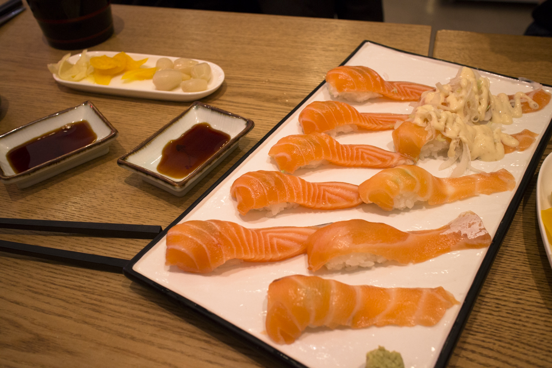 Japanese Sushi Restaurants in Seoul: 별스시 (Byeol Sushi)