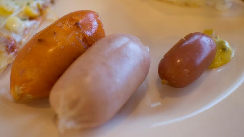 쿠우쿠우 Qoo Qoo Sausages