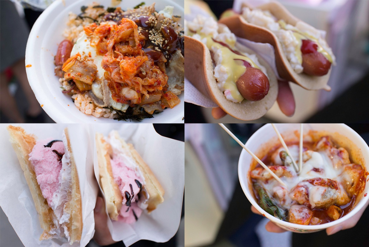 Noryangjin (노량진) Tour – A Haven for Street Food