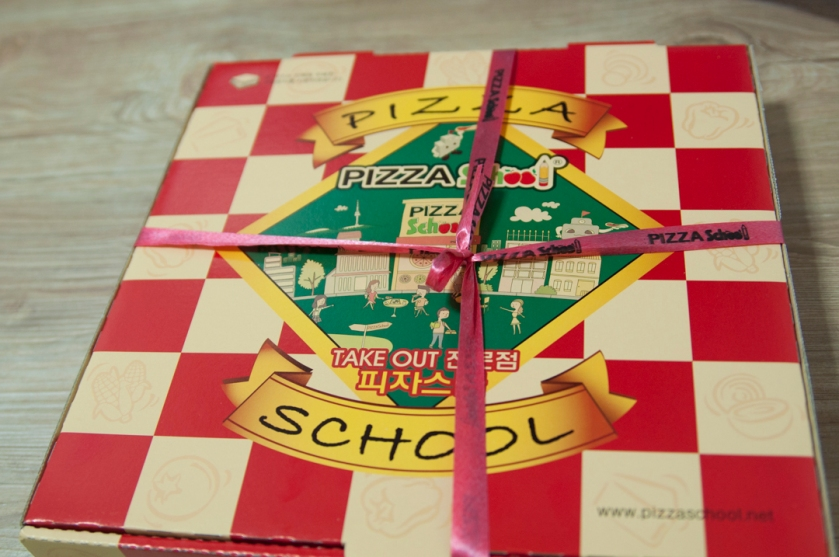 Pizza School Box