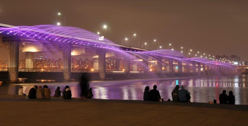 Banpo Bridge 반포대교 1176