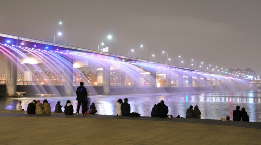 Banpo Bridge 반포대교 1177