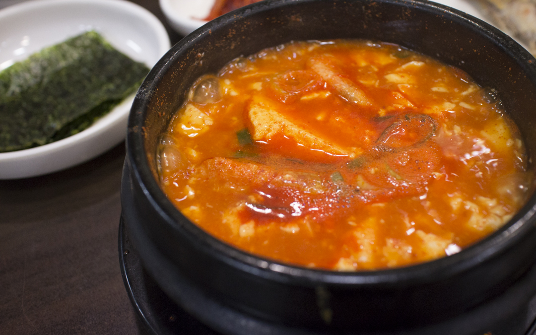 Restaurants in Seoul: 북창동순두부 (BukChangDong Soondubu)