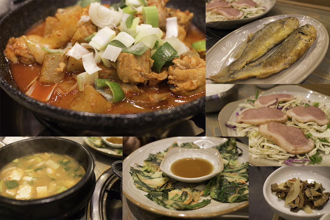 Restaurants in Seoul: 마산아구찜(Masan Agujjim)