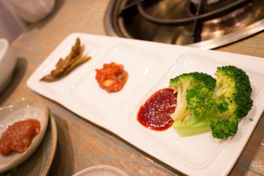 Masan Agujjim 마산아구찜 random plate appetizer