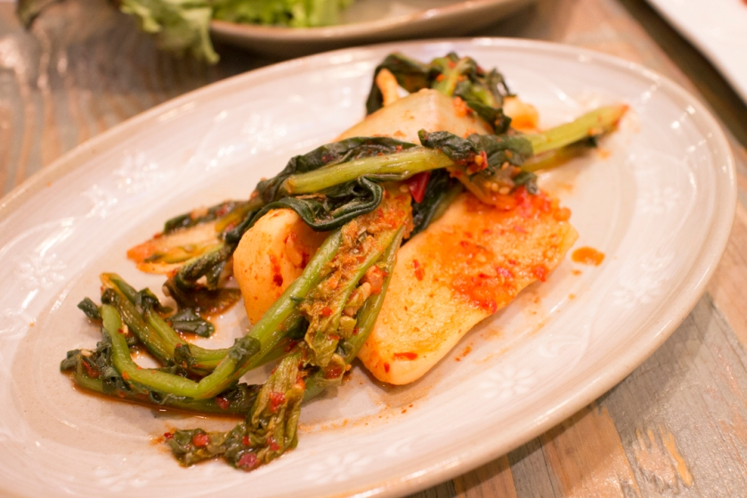 Masan Agujjim 마산아구찜 Kimchi