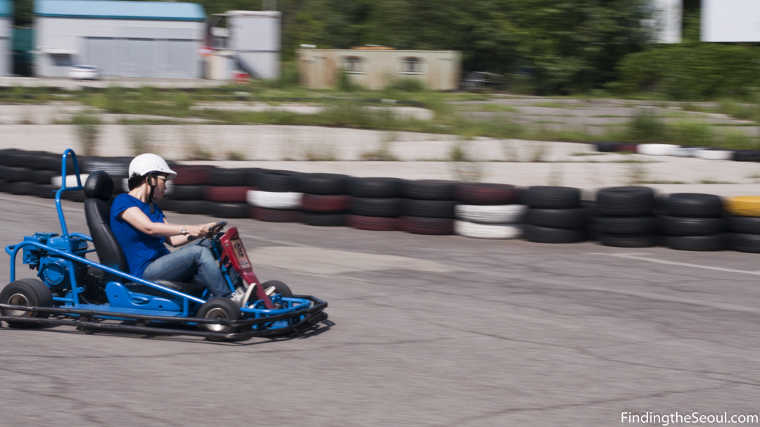 Karting in Korea: Paju Karting Land