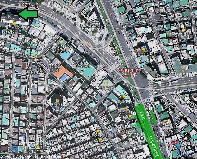 자연밥상 Jayeon Babsang Map