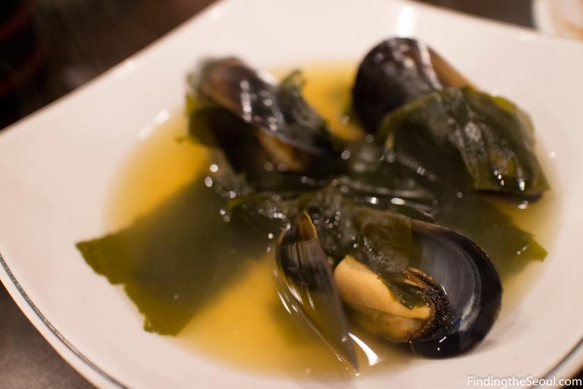 자연밥상 Natural Food Seaweed Soup