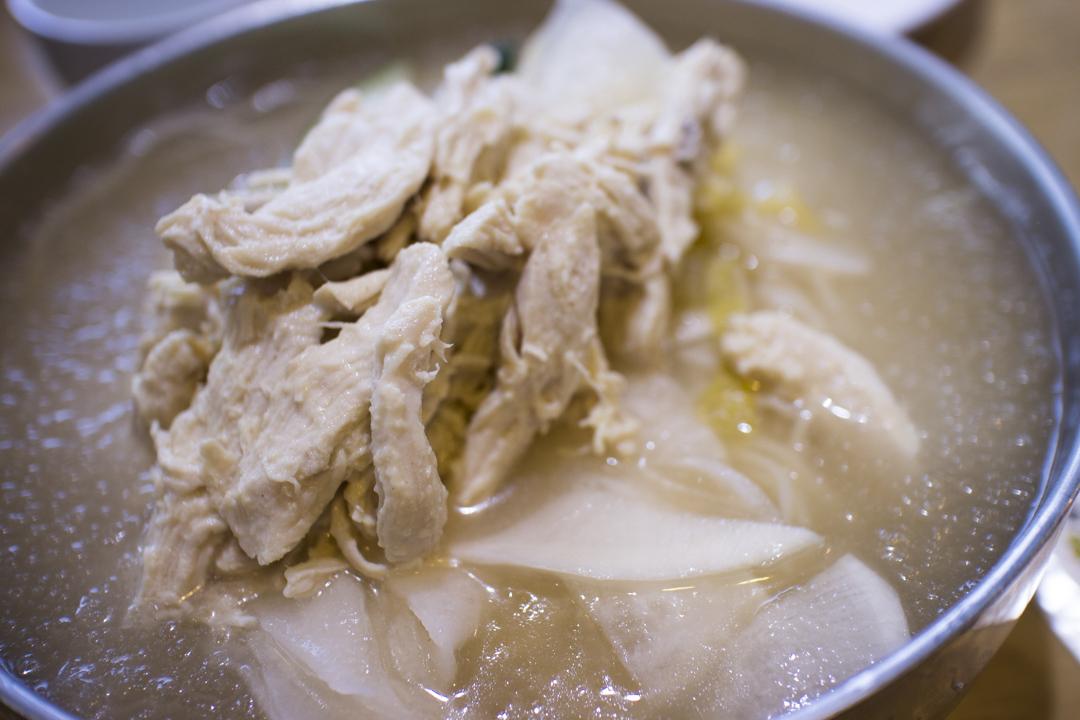 Restaurants in Korea: 미사리 밀빛 초계국수 (Misari MilbitChogyeguksu)