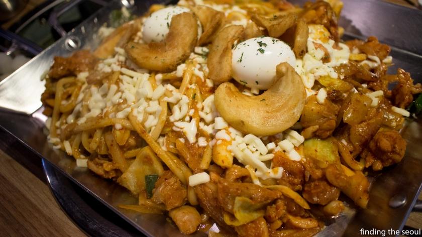 Janggun Chicken Kalbi 3 order
