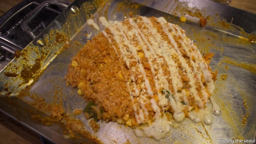 Janggun Chicken Kalbi Fried Rice