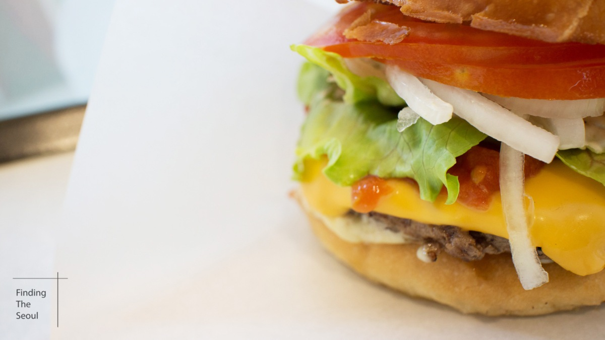Burger Restaurants in Hongdae:별버거