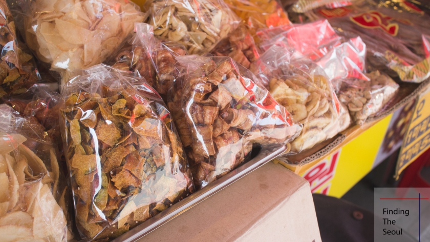mangwon-market-snacks
