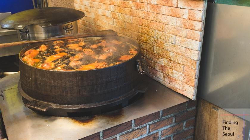 Mangwon Market Pork Trotters