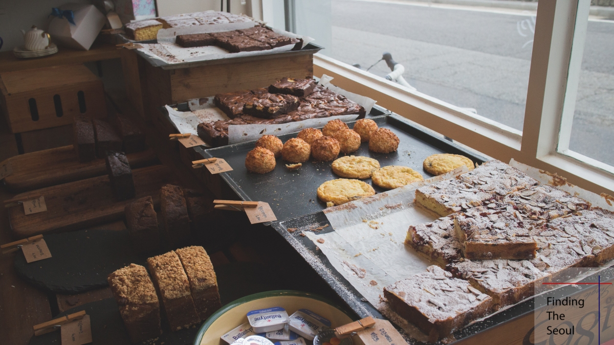 Bakeries in Seoul: Scoff